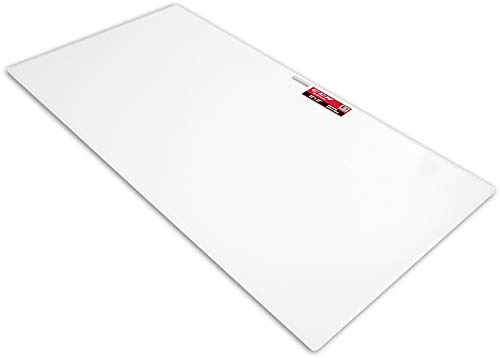 """Snipers Edge Rookie Hockey Shooting Pad (24 X 48"""" Inch) That Simulates Real Ice Feel, Heavy Duty Design to Protect Sticks, Weather Proof Coating That's Portable –Made in USA"""
