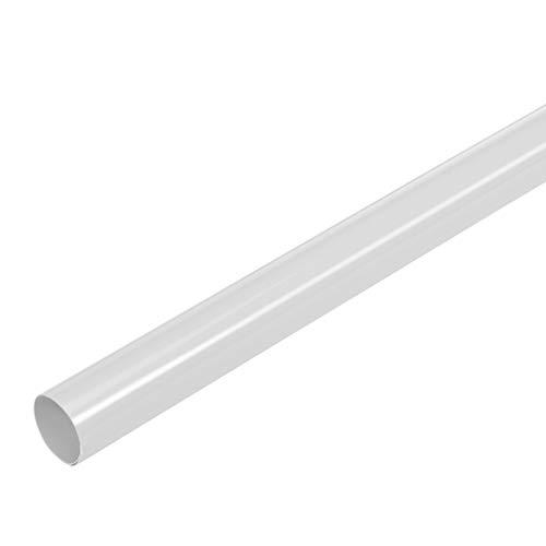 Creative Bath E8700WH Products, White Rod Cover