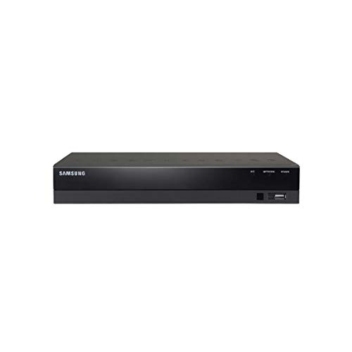 Samsung SDR-B74301N1T 8 Channel Full HD 1080p Video Security DVR with 1TB Hard Drive from SDH-B74041 (Renewed)