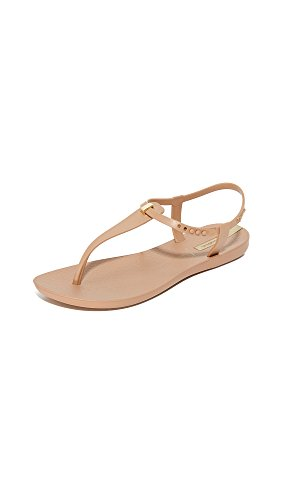 Ipanema Sandals Lenny Desire, Brown, Size 9