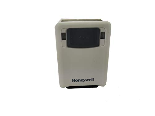 Honeywell Vuquest 3320G Compact Area-Imaging Barcode Scanner (2D, 1D and PDF, Ivory), Includes USB Cable