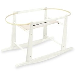 Moses Basket Stand - Color: White