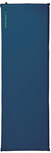 Therm-a-Rest Basecamp Self-Inflating Foam Camping Pad, WingLock Valve, X-Large - 30 x 77 Inches