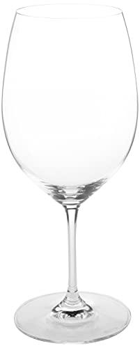 Riedel VINUM Bordeaux/Merlot/Cabernet Wine Glasses, Pay for 6 get 8 -