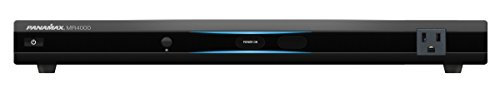 Panamax MR4000 MR4000 8-Outlet Home Theater Power Management with Surge Protection and Power Conditioning, Color