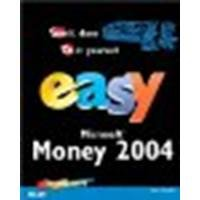 Easy Microsoft Money 2004 by Carrillo, Gina [Que Publishing, 2003] (Paperback) [Paperback]
