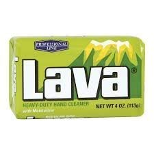 Wd-40 79567- Lava Bar Soap 4 oz Bars (4 Pack)