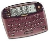 FRANKLIN HOLY BIBLE KING JAMES VERSION KJB-1840 Electronic Handheld