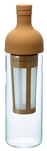 Hario Glass Cold Brew Coffee Bottle, 750ml, Mocha