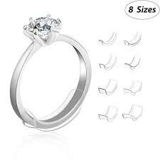 Ring Size Adjuster for Loose Rings Ring Adjuster Fit Any Rings, Assorted Sizes of Ring Sizer