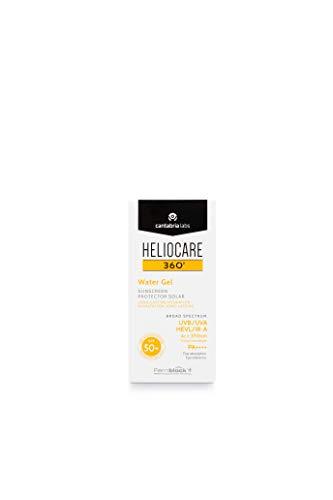 Heliocare 360° Water Gel SPF50+ 50ml / Sun Cream For Face