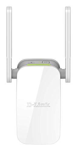 D-Link AC1200 Dual-Band Wi-Fi Range Extender/Wireless Repeater/Access Point for Best Wi-Fi Coverage for Smart Home and Alexa Devices (DAP-1610-US)