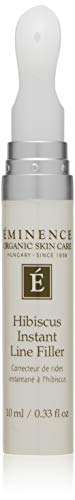 Eminence Organic Skincare Hibiscus Instant Line Filler, 0.0375 Ounce