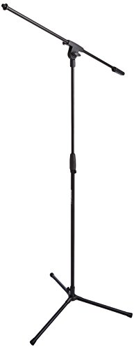AmazonBasics Tripod Boom Microphone Stand