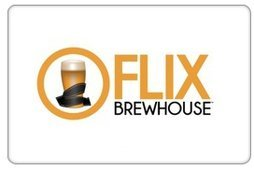 Flix Brewhouse Gift Card ($50)