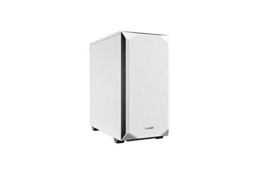 be quiet! BG035  Pure Base 500 WHITE, ATX, midi tower computer case, two preinstalled fans