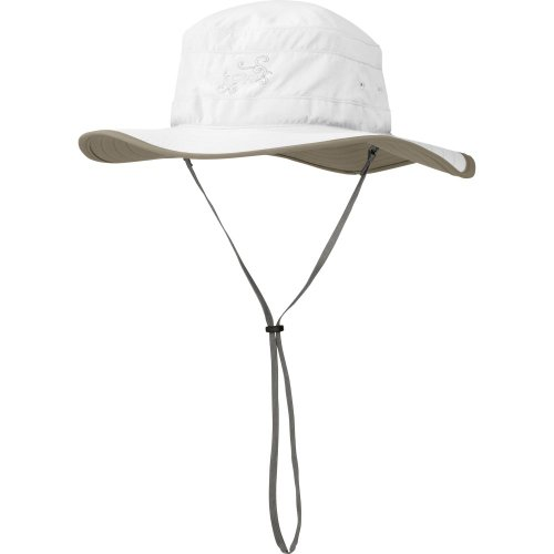 Outdoor Research Women's Solar Roller Sun Hat White/Khaki