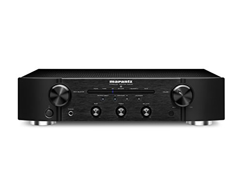 Marantz PM5005 Entry-Level Integrated Amplifier with Phono MM EQ for Vinyl Playback Tone Control Function Low-Power Stand-by & Auto Stand-by Mode