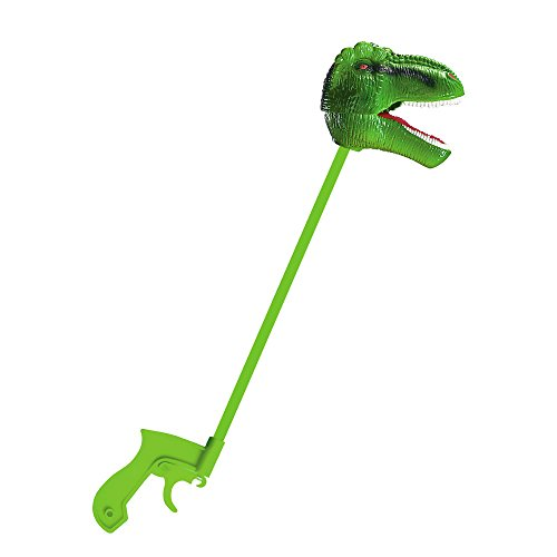 Creative Play: Green T-Rex Snapper