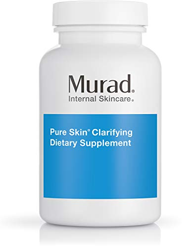 Murad Pure Skin Clarifying Dietary Supplement for A Natural Acne Clearing Solution