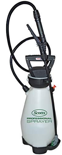 Scotts 190567 Lithium-Ion Battery Powered Pump Zero Technology Sprayer, 2-Gallon