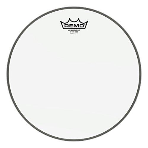 Remo SA0112-00 Hazy Ambassador Snare Drum Head (12-Inch)