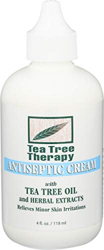 Tea Tree Therapy Antiseptic Cream, 4 Ounce
