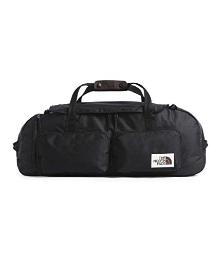 The North Face Berkeley Duffel - Large Tnf Black Heather One Size
