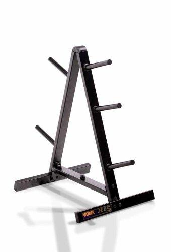 Weider Standard Weight Plate Storage Rack