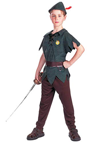 Disney Peter Pan Boys' Costume