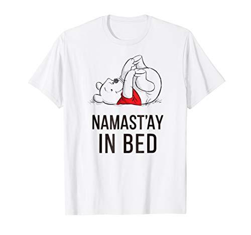 Disney Winnie the Pooh Namast'ay T-Shirt