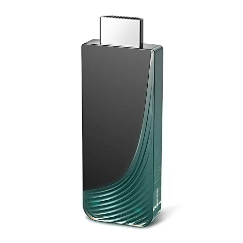 MiraScreen D7 5G Wireless WiFi Display Dongle, 1080P HDMI Wireless Display Receiver DLNA/Airplay/Miracast iOS/Android/Windows to TV/Projector/Car Screen