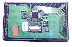 Sony - Sony Vgn-fz140e/b Touchpad Assy (blk) - 1-797-715-41