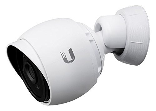 Ubiquiti Networks UniFi G3 Series 2MP Outdoor Day & Night IP Surveillance IR 3rd Gen Bullet Camera, 3.6mm Fixed Lens, 1920x1080, 30fps, H.264, PoE
