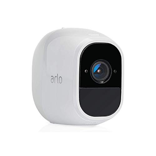 Arlo Pro 2 - Add-on Camera | Rechargeable, Night Vision, Indoor/Outdoor, HD Video 1080p, Two-Way Talk, Wall Mount | Cloud Storage Included | Works with Arlo Pro Base Station (VMC4030P)