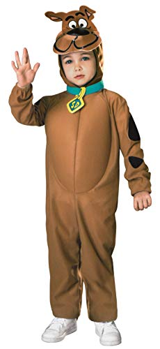 Scooby-Doo Child's Scooby Costume, Toddler: 1-2 Years