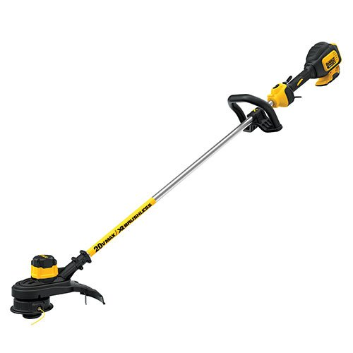 DEWALT 20V MAX XR String Trimmer, 13-Inch, Tool Only (DCST920B)