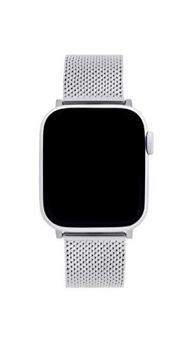 Rebecca Minkoff Stainless Steel Silver Watch Strap, 19.95 (Model: 2250100)