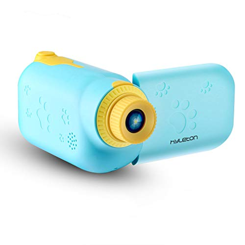 Video Camera for Kids, hyleton 1080P FHD Digital Kids Camera Camcorder Video Recorder with 2.4' Screen for Age 3-10