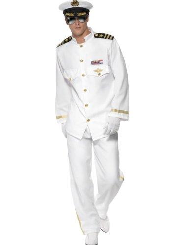Smiffys Deluxe Captain Costume