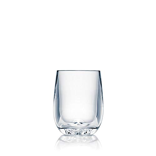 Strahl 40750 Polycarbonate Glassware, 8-ounce