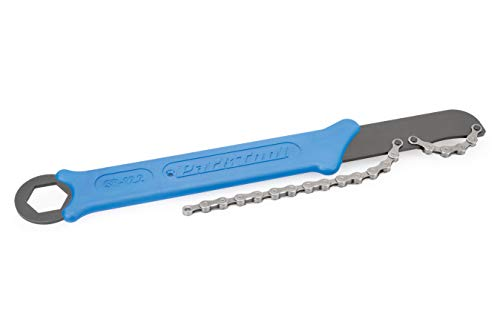 Park Tool SR-12.2 Sprocket Remover/Chain Whip for 7- to 12-Speed Bicycle Cassettes
