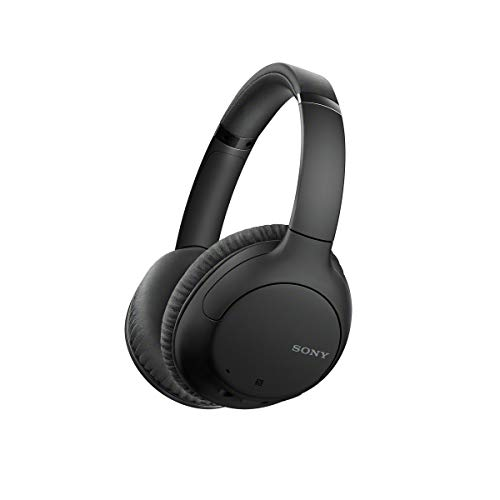 Sony WH-CH710N/B Wireless Bluetooth Noise Cancelling Headphones (Renewed)