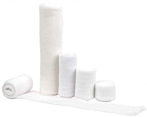 Elastosoft Cotton Elastic Gauze; 1 Inch X 4.1 Yds; 24 Rolls (1 Bag) SIGVARIS
