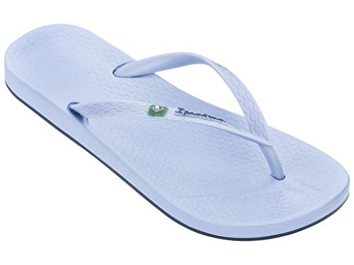 Ipanema Sandals Brilliant, Blue, Size 8