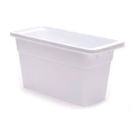 Rubbermaid Ice Bin 12.1' x 5.5' x 6.12'
