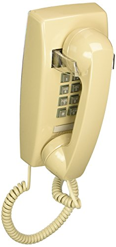 Cortelco 255444-VBA-20M Wall Phone with Volume Control - Ash