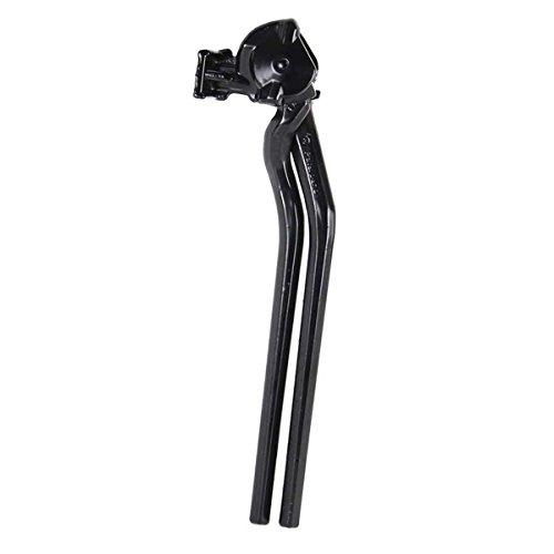 Pletscher Two-leg double Kickstand 320mm: Black