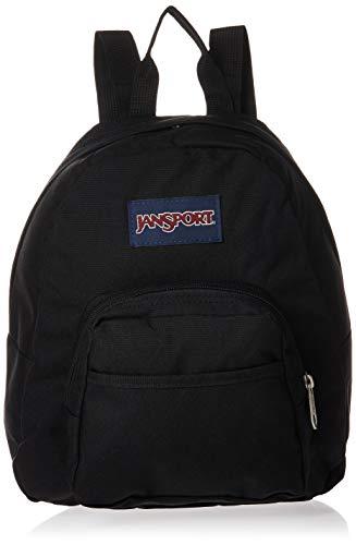 JanSport Half Pint Mini Backpack - Ideal Day Bag for Travel, Black