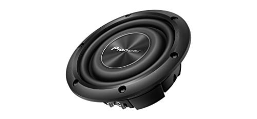Pioneer 8' Shallow-Mount Subwoofer with 700 Watts Max. Power